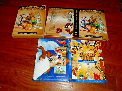 looney tunes golden collection volume 1-6