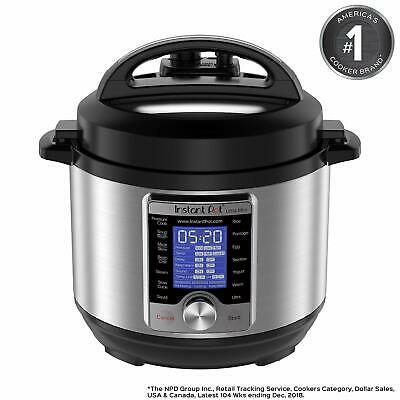 $89.99 • Buy Instant Pot Ultra 3 Qt 10-in-1 Multi- Use Programmable Pressure Cooker, Slow Coo