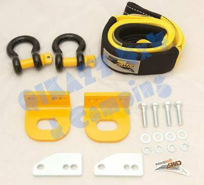 AU155 • Buy Roadsafe 4wd Nissan Navara D22 HD Recovery Tow Point Kit