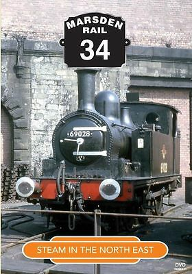 £19.95 • Buy Marsden Rail 34: Steam In The North East
