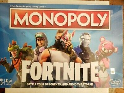 $18.99 • Buy Fortnite Monopoly Limited Edition Board Game Brand New