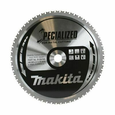 Makita Specialized Metal Cutting Blade 305 X 25.4mm • 85.95£
