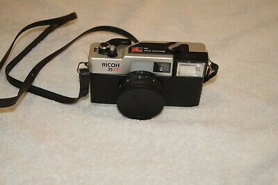 $ CDN45.37 • Buy Vintage Ricoh 35EF Camera With Lens Cap And Strap Tested Small Issue