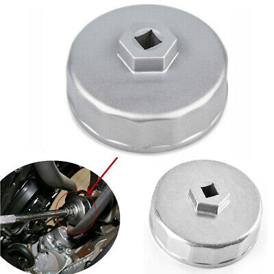 AU18.99 • Buy 74mm Oil Filter Wrench Socket Remover Caps Tool For Mercedes Benz Audi Toyota VW