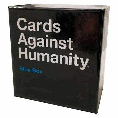 AU34.45 • Buy Cards Against Humanity Blue Box Contains 4th, 5th, 6th Expansions