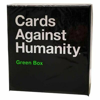 AU34.45 • Buy Cards Against Humanity Green Box