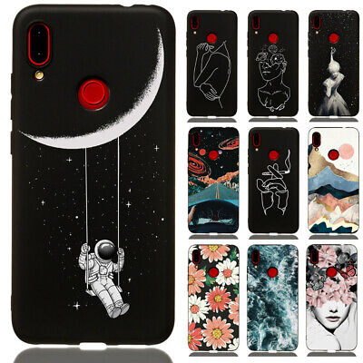 $2.84 • Buy For Xiaomi Redmi 6 7 Note 8 7 6 5 Pro Slim Soft Silicone Painted TPU Case Cover