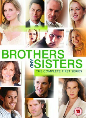 £3.03 • Buy Brothers And Sisters - Season 1 DVD (2008) Calista Flockhart New