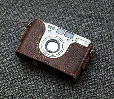 $ CDN88.56 • Buy Leather Contax T3 Half Case - BRAND NEW