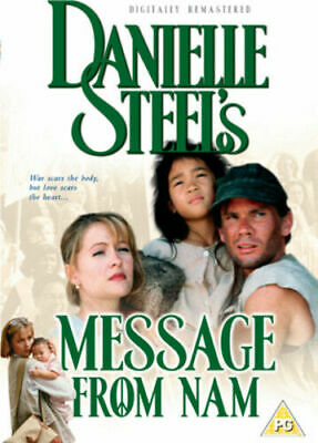 Danielle Steel's Message From Nam DVD (1993) Jenny Robertson • 1.49£