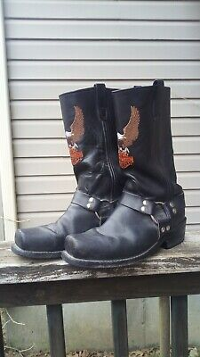 7a81e386bf3 harley pull on boots