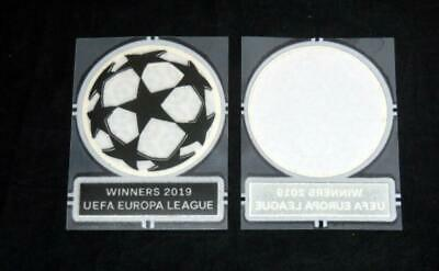 Official Chelsea 2019 Europa League Winner Patch/Badge Starball Sporting ID • 12$