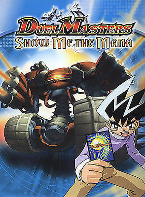 $ CDN78.45 • Buy Duel Masters - Show Me Mana - DVD - Multiple Formats Animated Color Full NEW