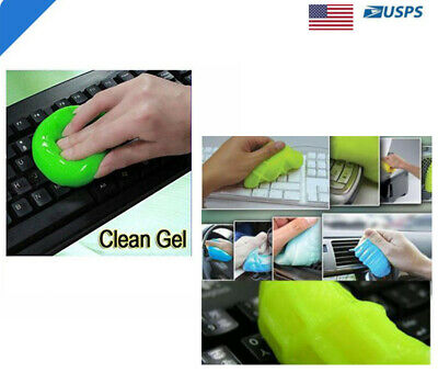 $9.99 • Buy 3 Packs Magic Super Clean Cyber Keyboard Dust Clean Mud Cleaner Slimy Gel