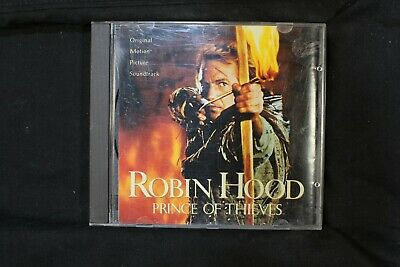 Michael Kamen ‎- Robin Hood - Prince Of Thieves - Soundtrack (C110) • 5.50£