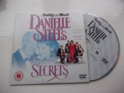 SECRETS. DANIELLE STEEL. (  Dvd ) • 0.99£