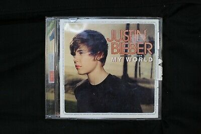 AU20 • Buy Justin Bieber ‎– My World -  (C136)