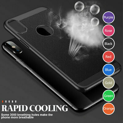 $ CDN5.07 • Buy Ultra Slim Heat Dissipating Phone Case For Samsung Galaxy S10+ S9 S8 Plus Note 9