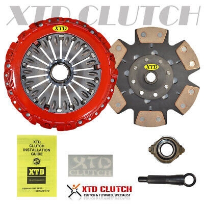 $106 • Buy Amc Stage 3 Ceramic Clutch Kit Fits 03-08 Tiburon 2.7l V6 All Trim