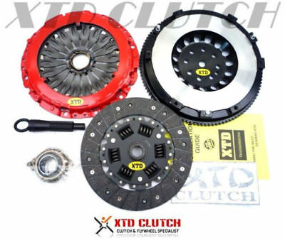 $218 • Buy Xtd Pro Stage 2 Clutch & Lighten Flywheel Kit Fits 2003-2008 Tiburon V6 All Trm