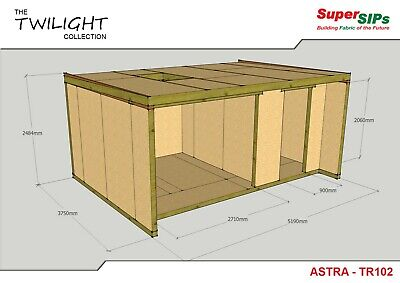 £150 • Buy Structually Insulated Panels (SIP's) DIY Designs/Drawings