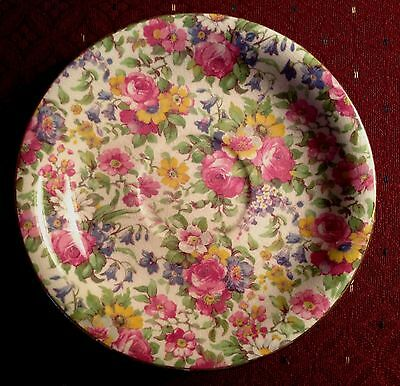 $ CDN19.98 • Buy ROYAL WINTON GRIMWADES CHINTZ SUMMERTIME 5 3/4  Saucer Wright Tyndale Van Roden
