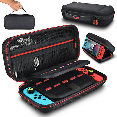 For Nintendo Switch Carrying Case Travel Bag Portable Pouch Hard Cover Shell • 11.99$