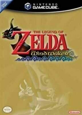 $60.98 • Buy Legend Of Zelda The Wind Waker - Nintendo Gamecube Game Authentic