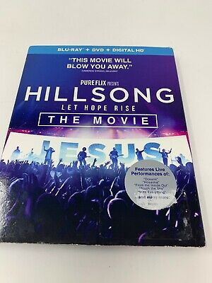 $11.99 • Buy Hillsong - Let Hope Rise The Movie Blu-ray/DVD, 2016) Hillsong United No Digital