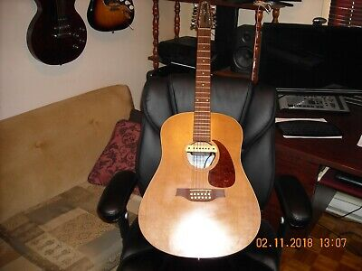 $400 • Buy Seagull Acoustic 12 String Acoustic Guitar With Pickups