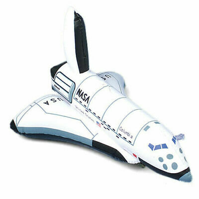 Tri Large Inflatable Space Shuttle NASA 43cm Long • 7.99£