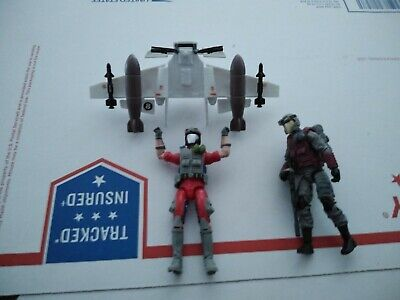 $ CDN79.09 • Buy Gi Joe 25th Cobra Claw With Viper & 50th Cobra Officer Viper Figure Lot