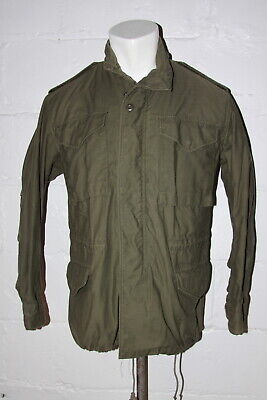 $ CDN174.51 • Buy VTG US Army Military M65 Cold Weather Field Jacket OG - 107 Small Regular