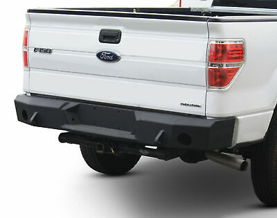 $440 • Buy Heavy Duty Replacement Rear Bumper For 2009-2014 FORD F150