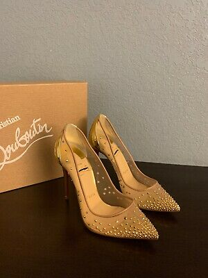 timeless design 7b4df 2a4b1 christian louboutin