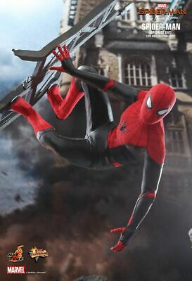 AU413.87 • Buy Hot Toys 1/6 MMS542- Spider-Man: Far From Home - Spider-Man (Upgraded Suit)