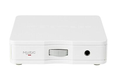 Micromega MyZIC High-End Headphone Amplifier In White • 109£