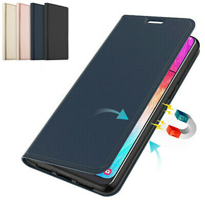 AU6.40 • Buy For OnePlus 8T 5G 7T Pro 6T 5T Slim Leather Magnetic Flip Wallet Card Case Cover