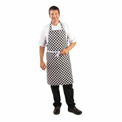 £15.55 • Buy Whites Chefs Clothing Unisex Professional Apron In White Size 965x711mm