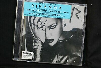 AU15 • Buy Rihanna ‎– Rated R  -  (C344)