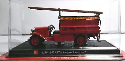 £6.50 • Buy Del Prado Fire Engines 1:50 Scale 1929 Fire Engine Chevrolet - New & Sealed