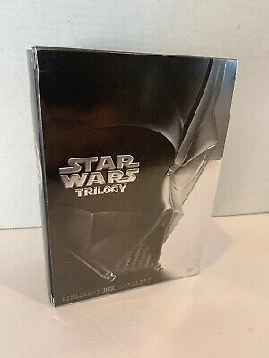 star wars trilogy dvd set