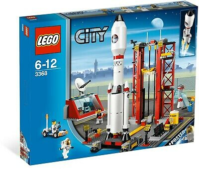 £216.30 • Buy 🚀LEGO City Space Center (3368) 🚀 NASA Or SpaceX Rocket Launch Similar MISB