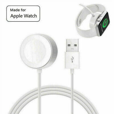 $ CDN5.57 • Buy Watch Dock Magnetic QI Wireless Charger IWatch For Apple Watch Series1/2/3/4