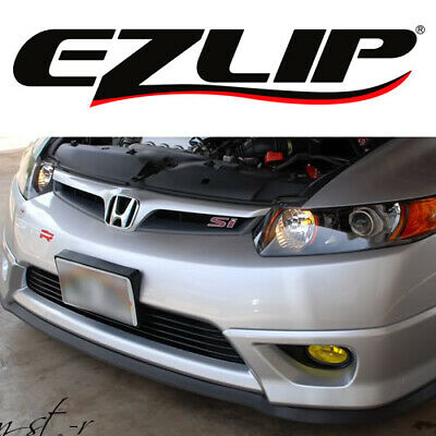 $34.86 • Buy EZ Lip Universal Spoiler Body Kit Splitter Protector For Honda Civic R