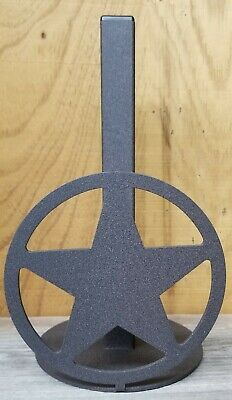 $14.99 • Buy Star Paper Towel Holder Cabin Texas Western Country Kitchen Decor Thirstystone