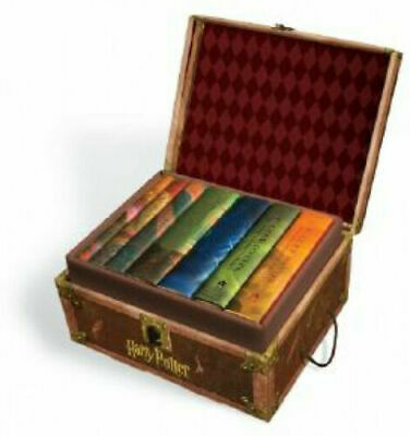 $ CDN133.08 • Buy Harry Potter Hard Cover 7-Book Boxed Set Collection Hardcover #1-7 Books NEW