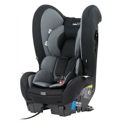 AU203 • Buy BabyLove Cosmic II Harnessed Convertible Car Seat Black (0 - 4 Years)