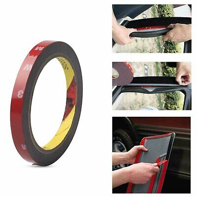 $3.29 • Buy Auto Truck Car Acrylic Foam Double Sided Attachment Tape Adhesive 3m X 10mm
