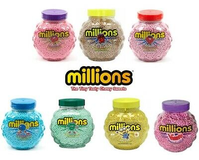 £27.99 • Buy Golden Casket Millions Chewy Sweets Apple Vimto Cola Bubblegum Strawberry & More